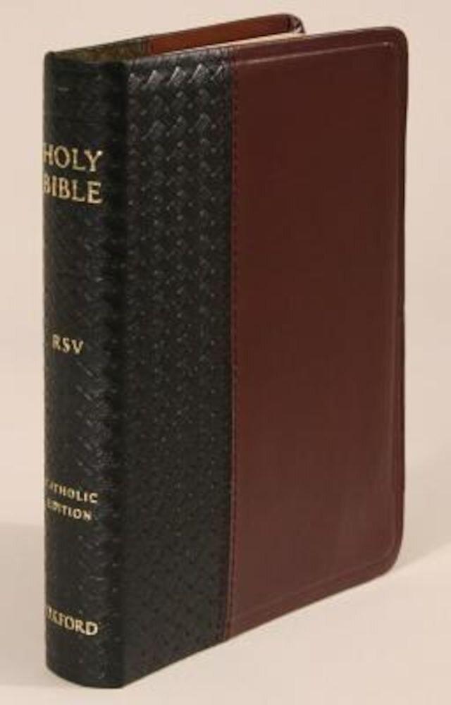 Catholic Bible-RSV-Compact, Hardcover