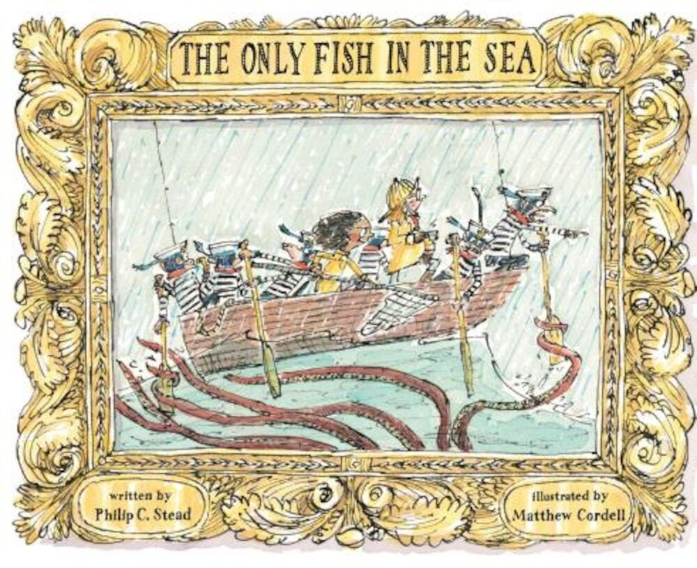 The Only Fish in the Sea, Hardcover