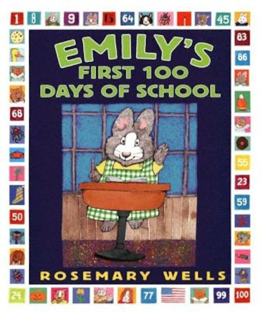 Emily's First 100 Days of School, Paperback