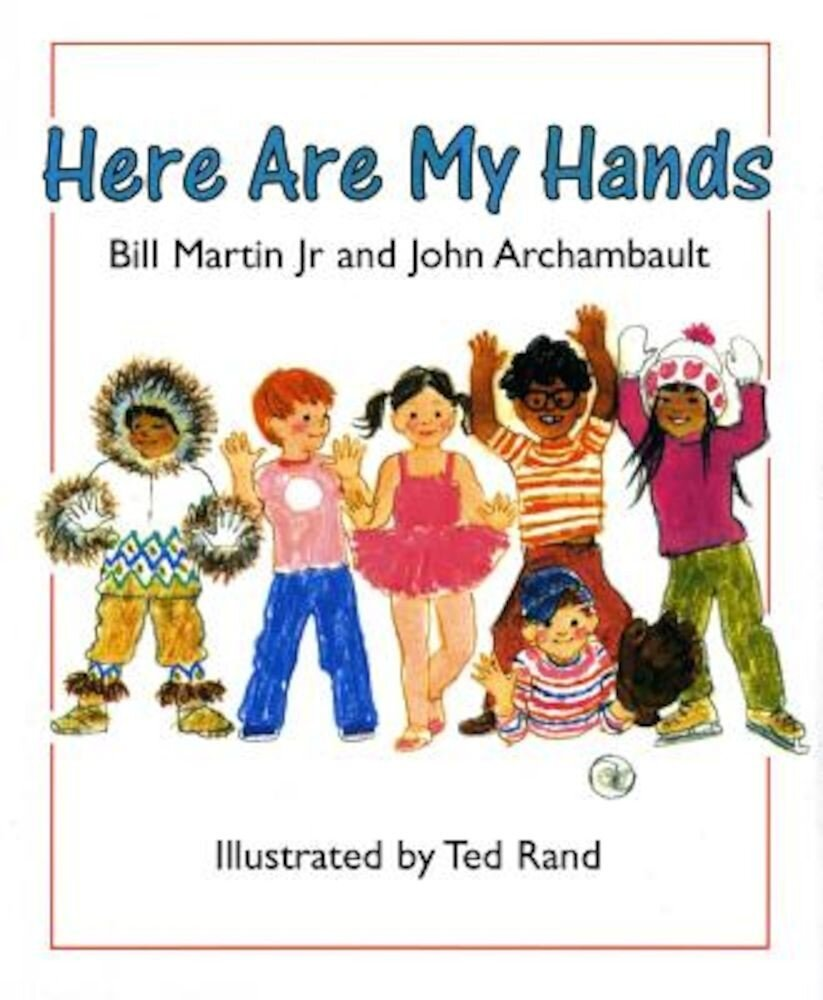 Here Are My Hands, Hardcover
