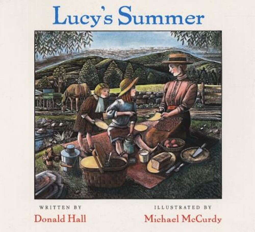 Lucy's Summer, Paperback