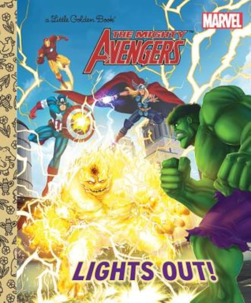 Lights Out! (Marvel: Mighty Avengers), Hardcover
