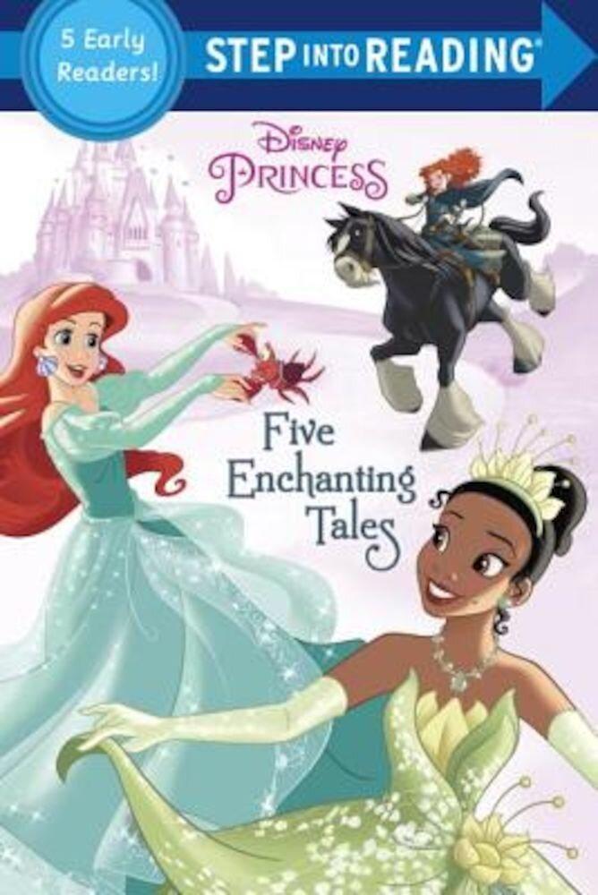 Five Enchanting Tales (Disney Princess), Paperback