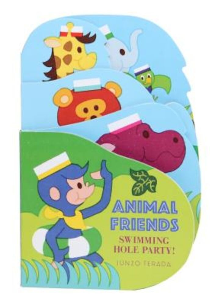 Animal Friends: Swimming Hole Party!, Hardcover