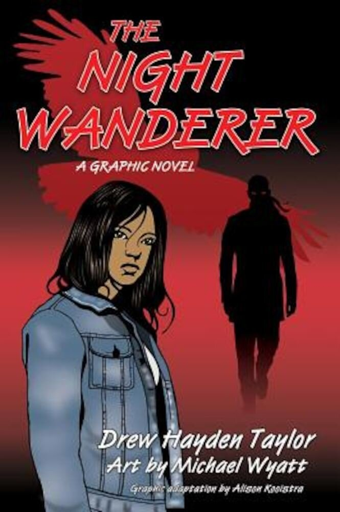 The Night Wanderer: A Graphic Novel, Paperback