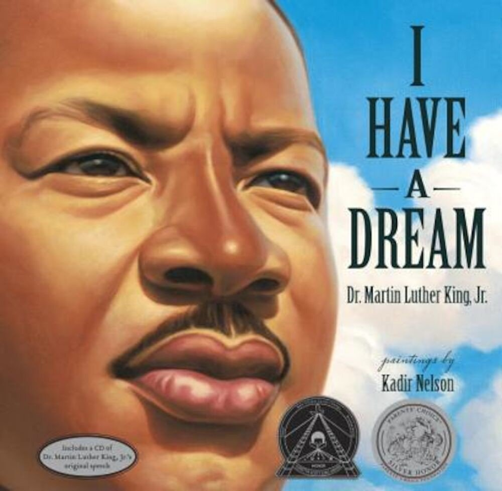 I Have a Dream [With CD (Audio)], Hardcover