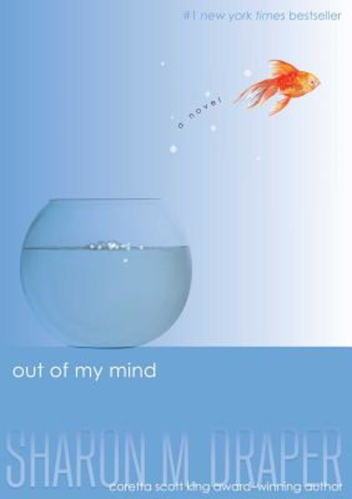 Out of My Mind, Hardcover
