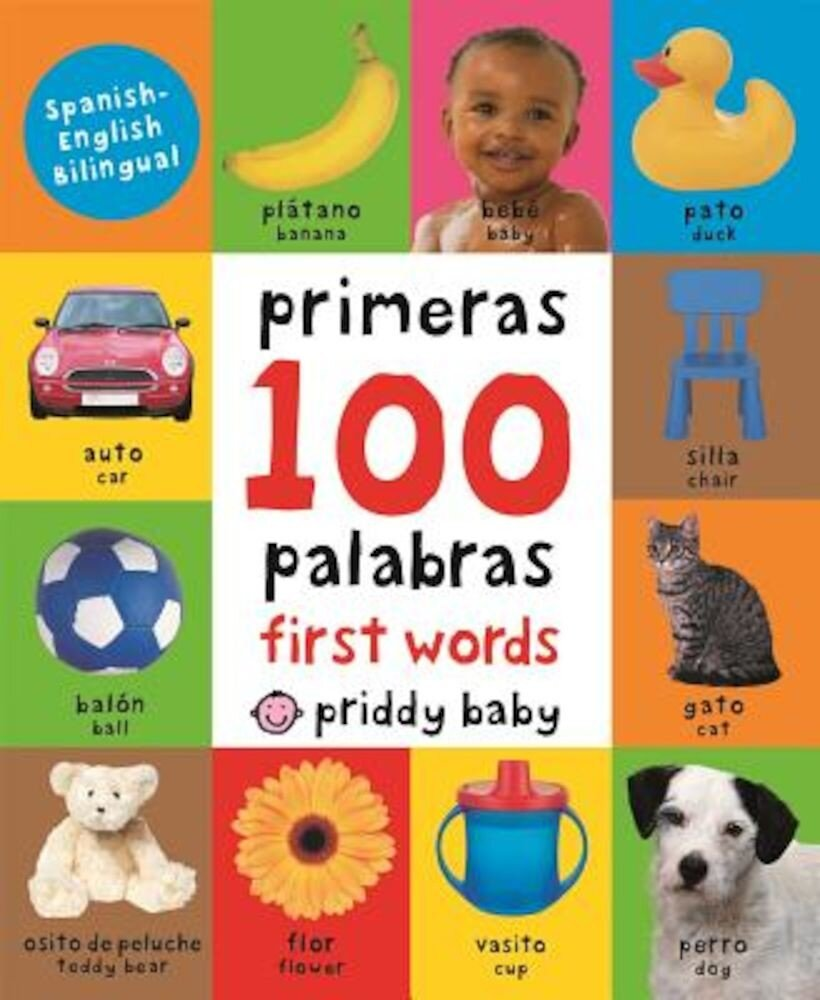 Primeras 100 Palabras/First 100 Words, Hardcover