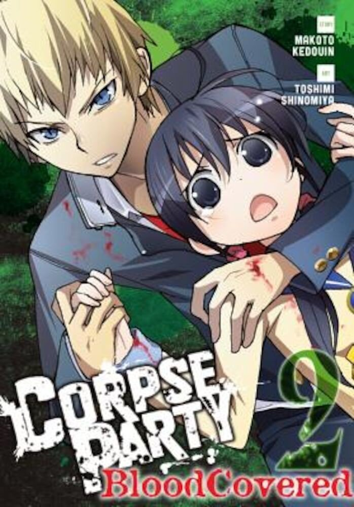 Corpse Party: Blood Covered, Volume 2, Paperback