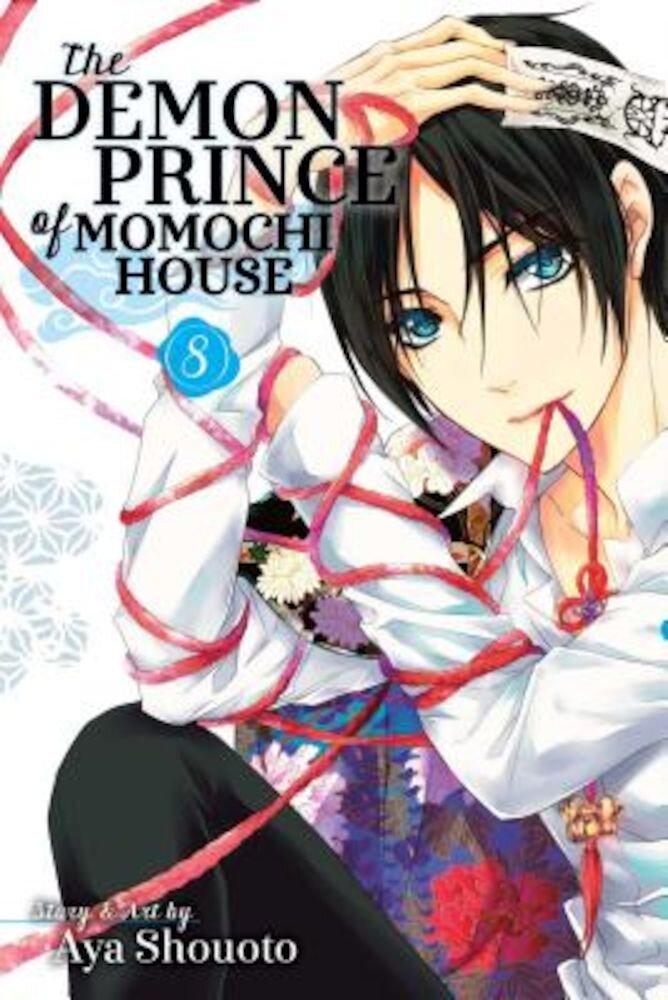 The Demon Prince of Momochi House, Volume 8, Paperback