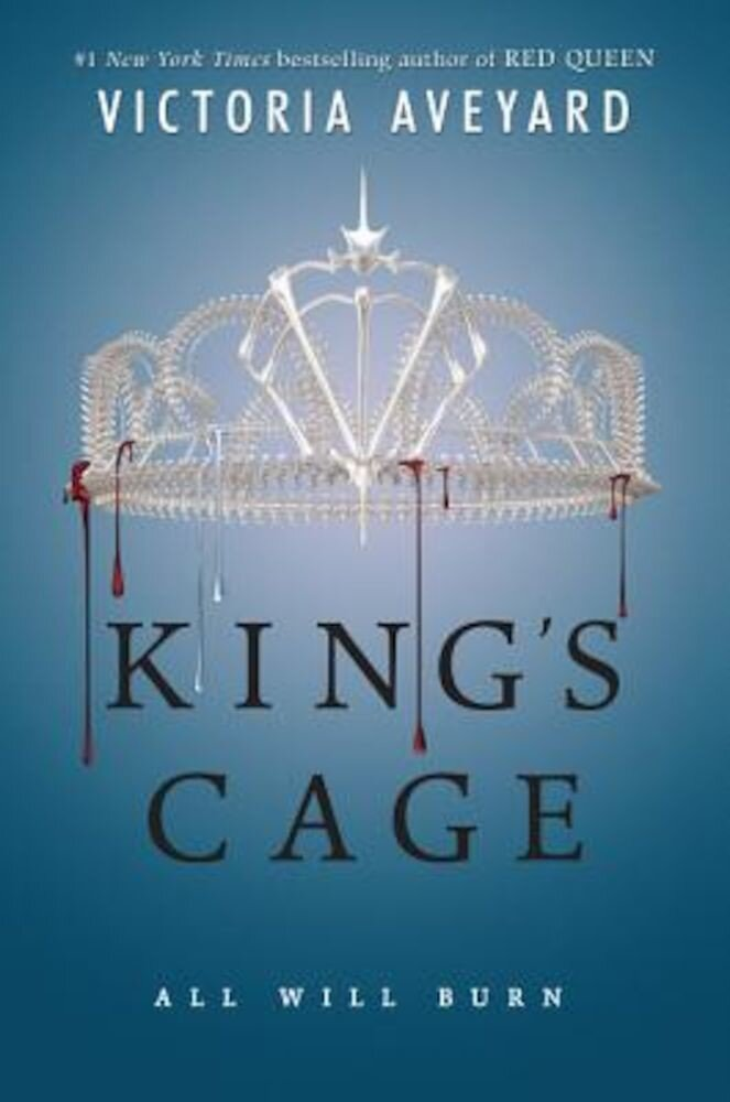 King's Cage, Hardcover