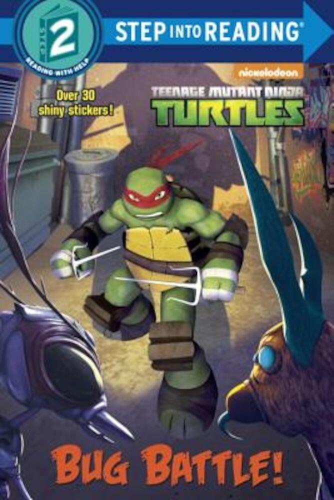 Bug Battle! (Teenage Mutant Ninja Turtles), Paperback