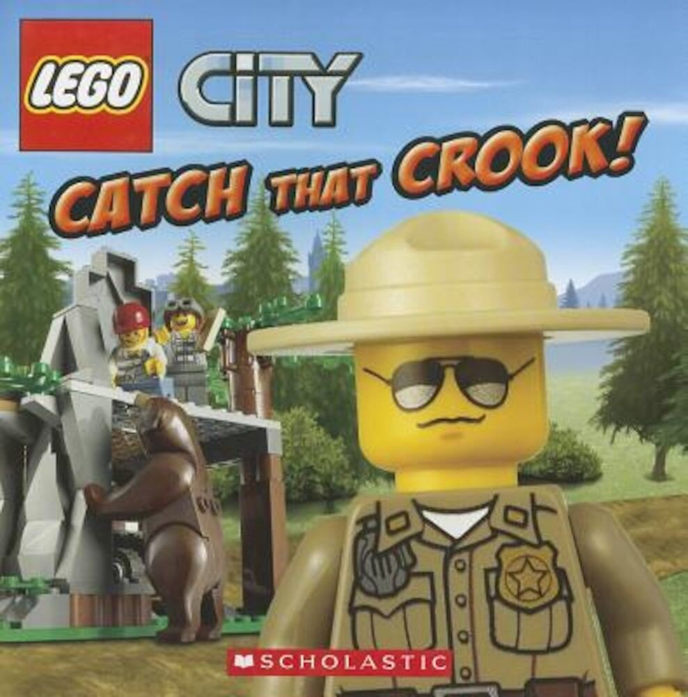 Lego City: Catch That Crook!, Paperback