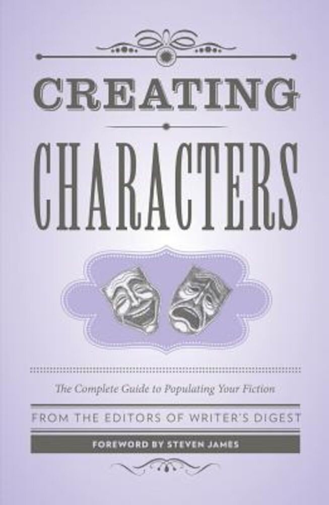 Creating Characters, Paperback