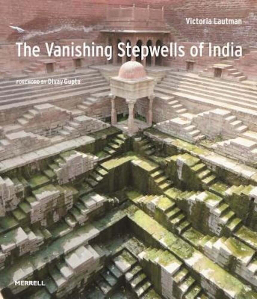 The Vanishing Stepwells of India, Hardcover