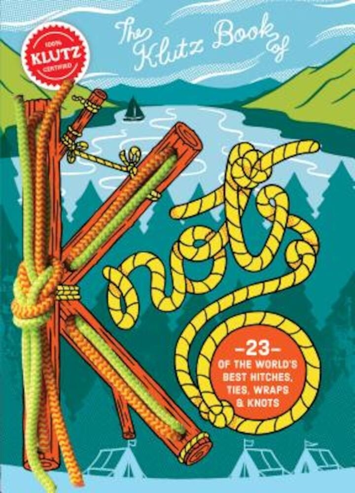 The Klutz Book of Knots, Paperback