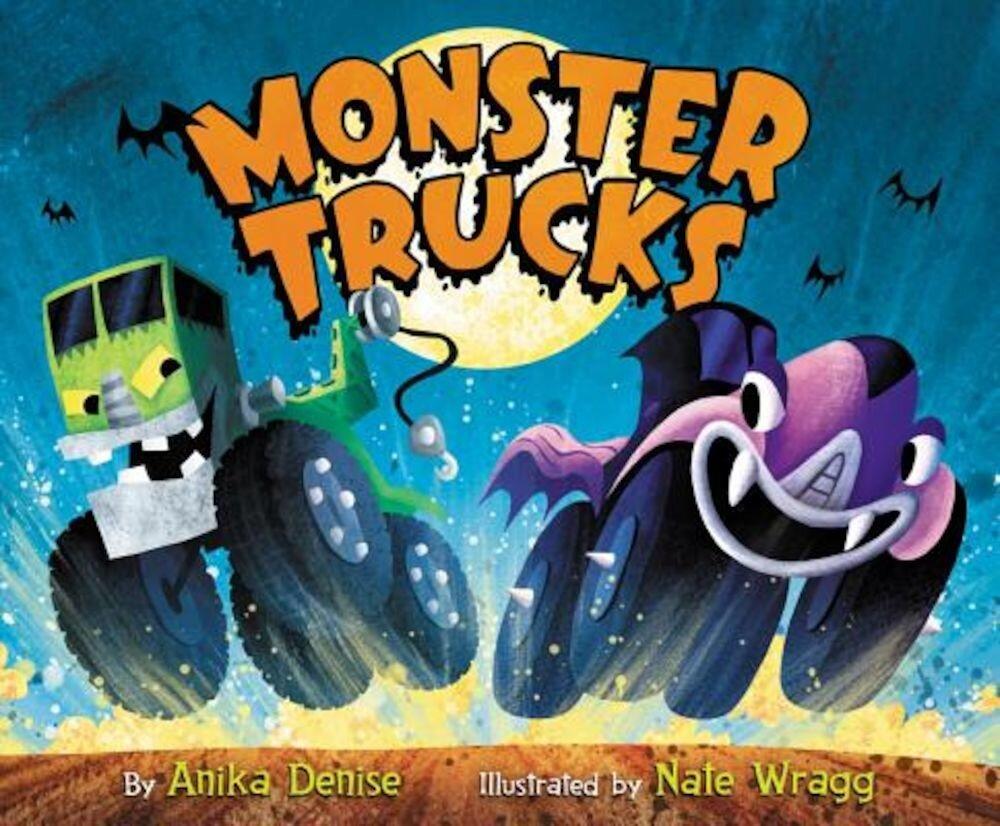 Monster Trucks, Hardcover