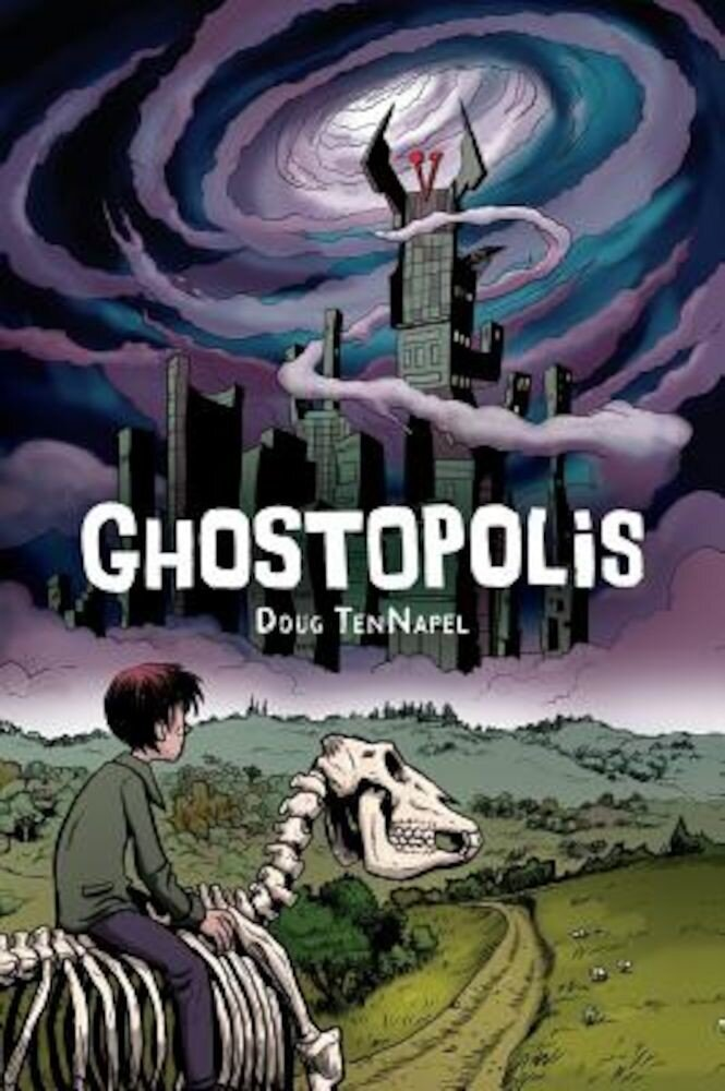 Ghostopolis, Paperback