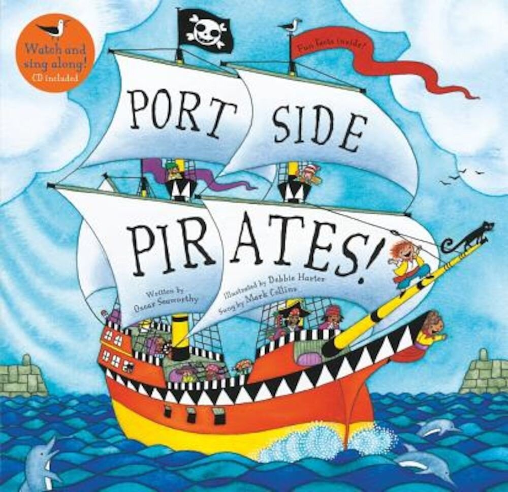 Port Side Pirates with Cdex, Paperback