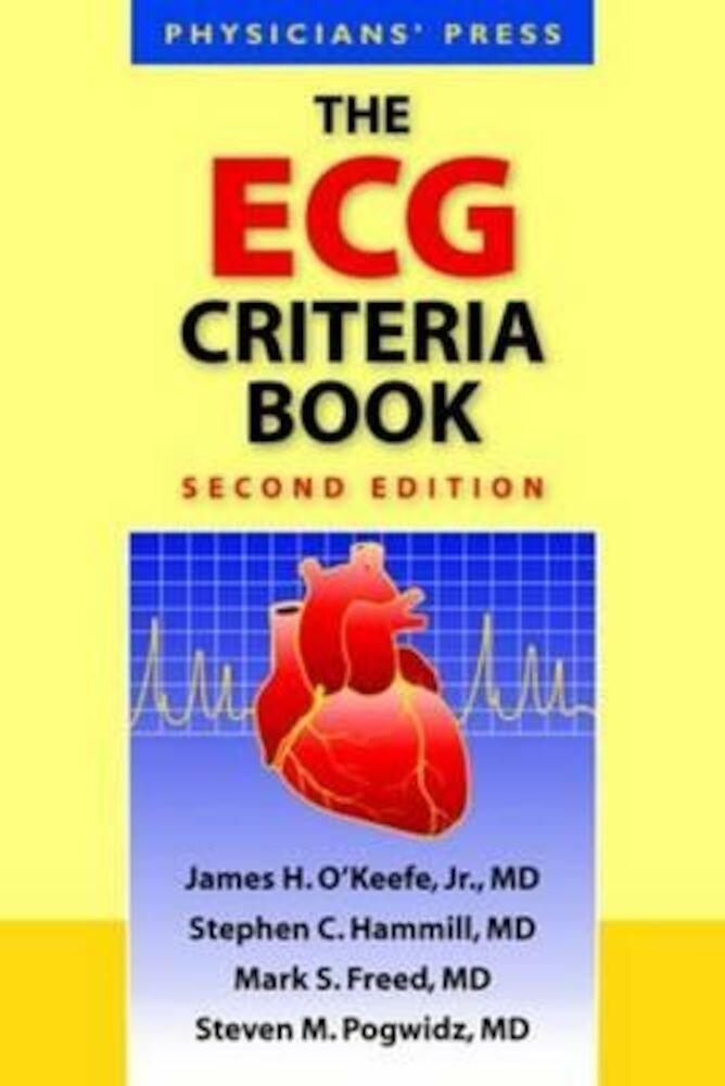 The ECG Criteria Book 2e, Paperback