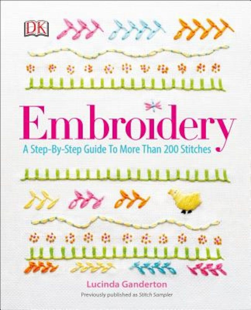Embroidery, Paperback