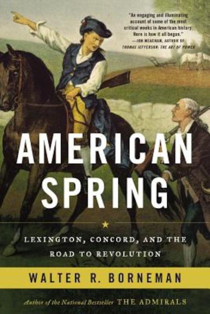 American Spring, Paperback