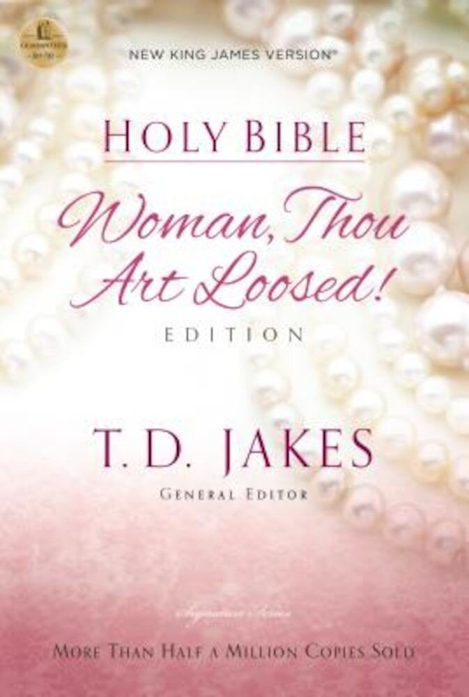 Woman Thou Art Loosed-NKJV, Paperback