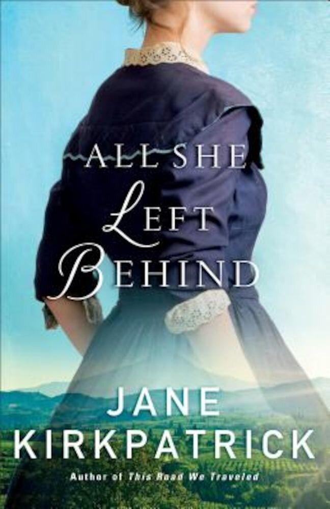 All She Left Behind, Paperback