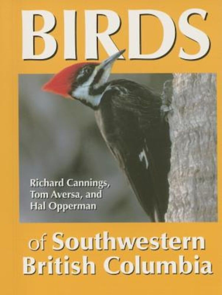 Birds of Southwestern British Columbia, Paperback