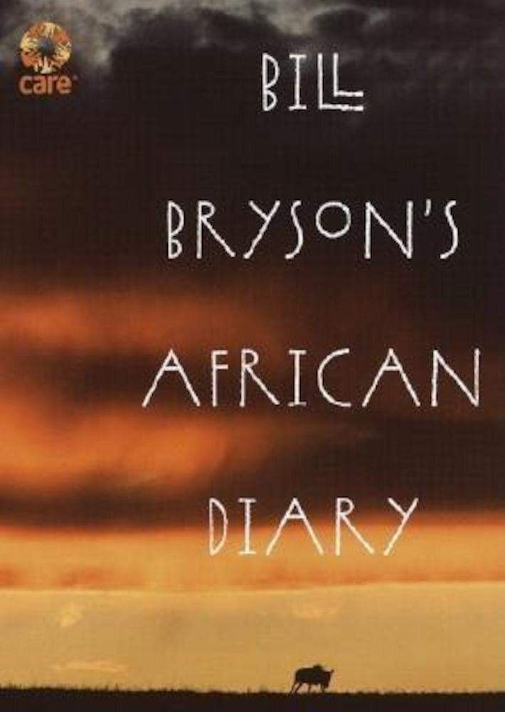 Bill Bryson's African Diary, Hardcover