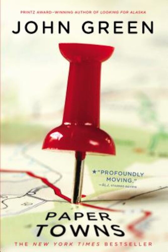 Paper Towns, Paperback