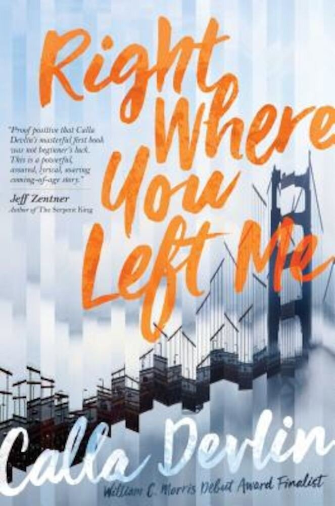 Right Where You Left Me, Hardcover