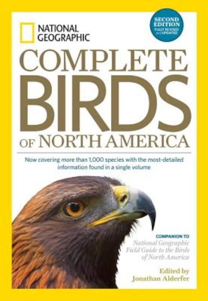 National Geographic Complete Birds of North America, Hardcover