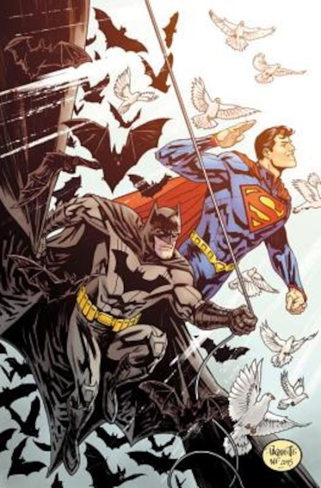 Batman/Superman Vol. 6: Universe's Finest, Paperback