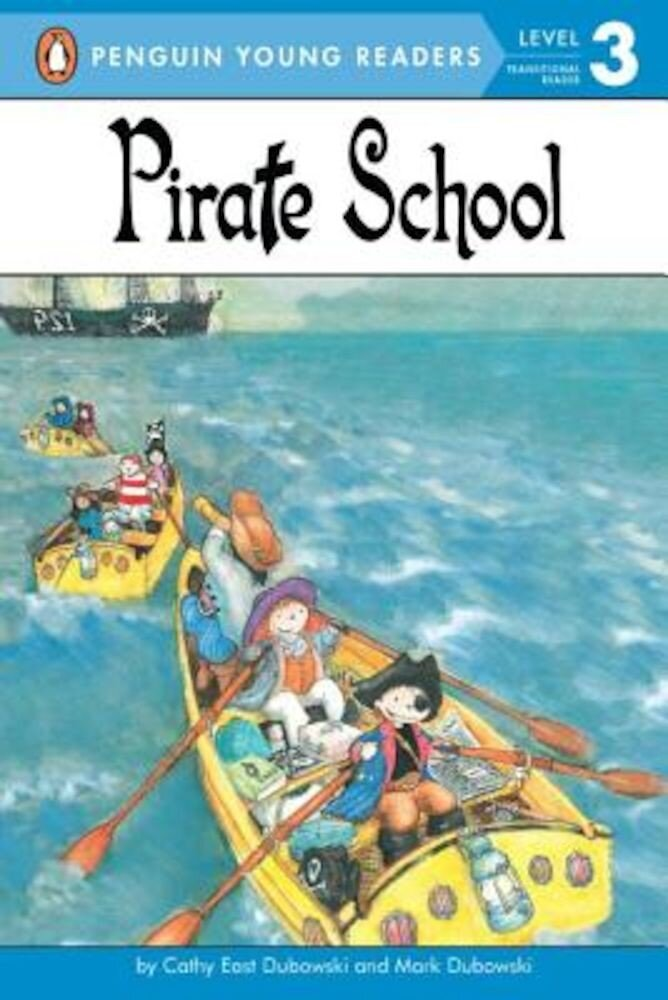 Pirate School, Paperback