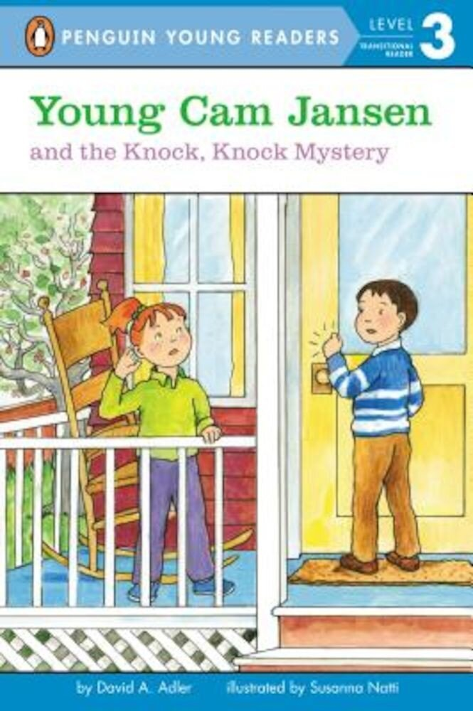 Young Cam Jansen and the Knock, Knock Mystery, Paperback
