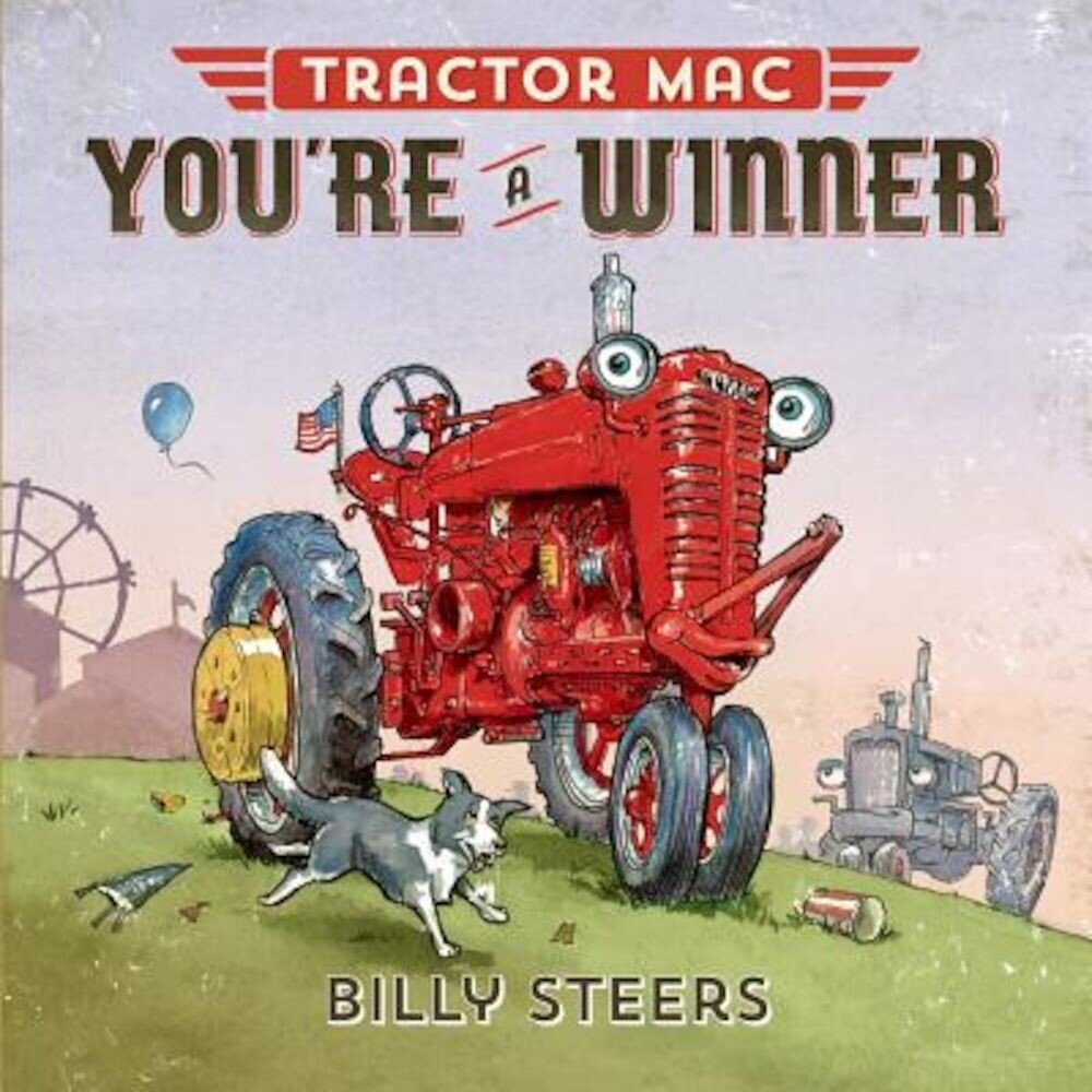 Tractor Mac You're a Winner, Hardcover