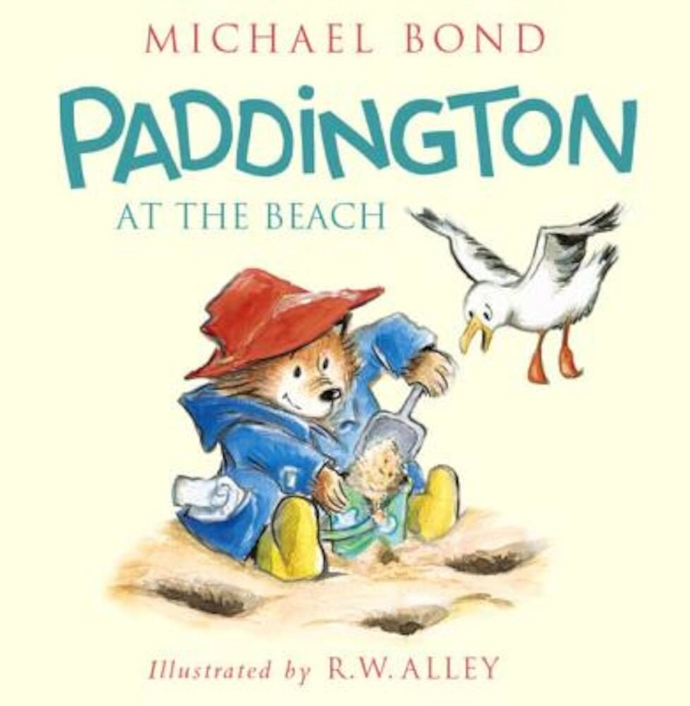 Paddington at the Beach, Hardcover