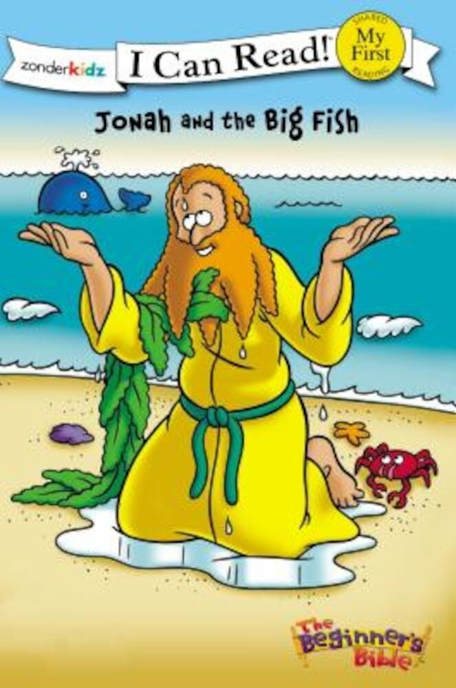 Jonah and the Big Fish, Paperback