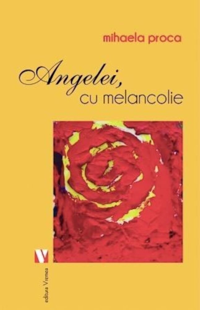 Coperta Carte Angelei, cu melancolie