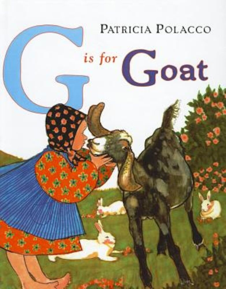 G Is for Goat, Hardcover
