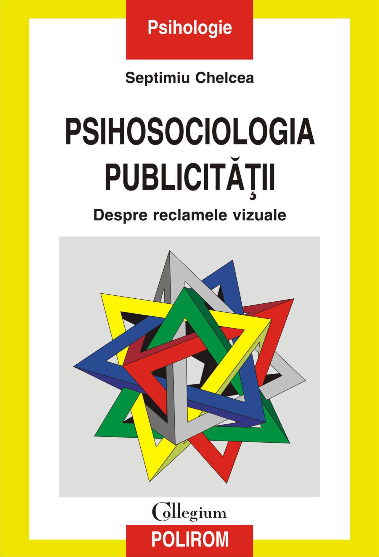 Psihosociologia publicitatii. Despre reclamele vizuale (eBook)