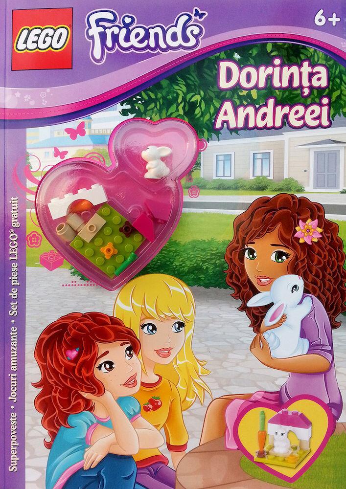 Dorinta Andreei