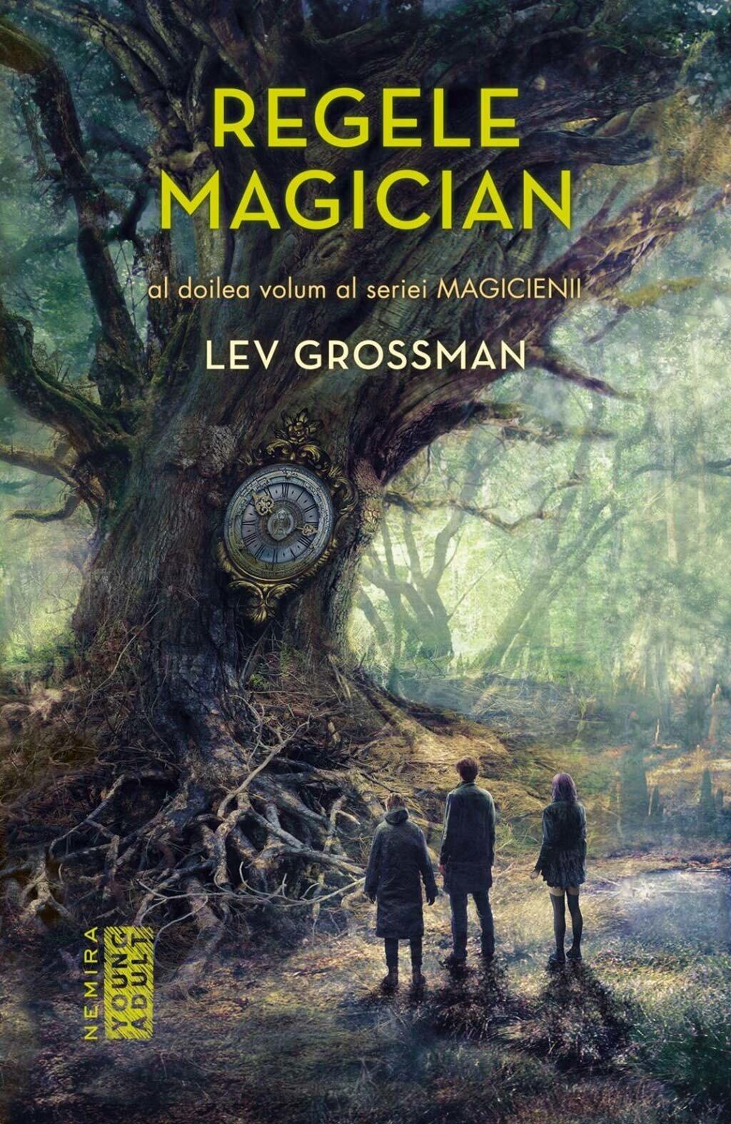 Magicienii: Regele magician (eBook)