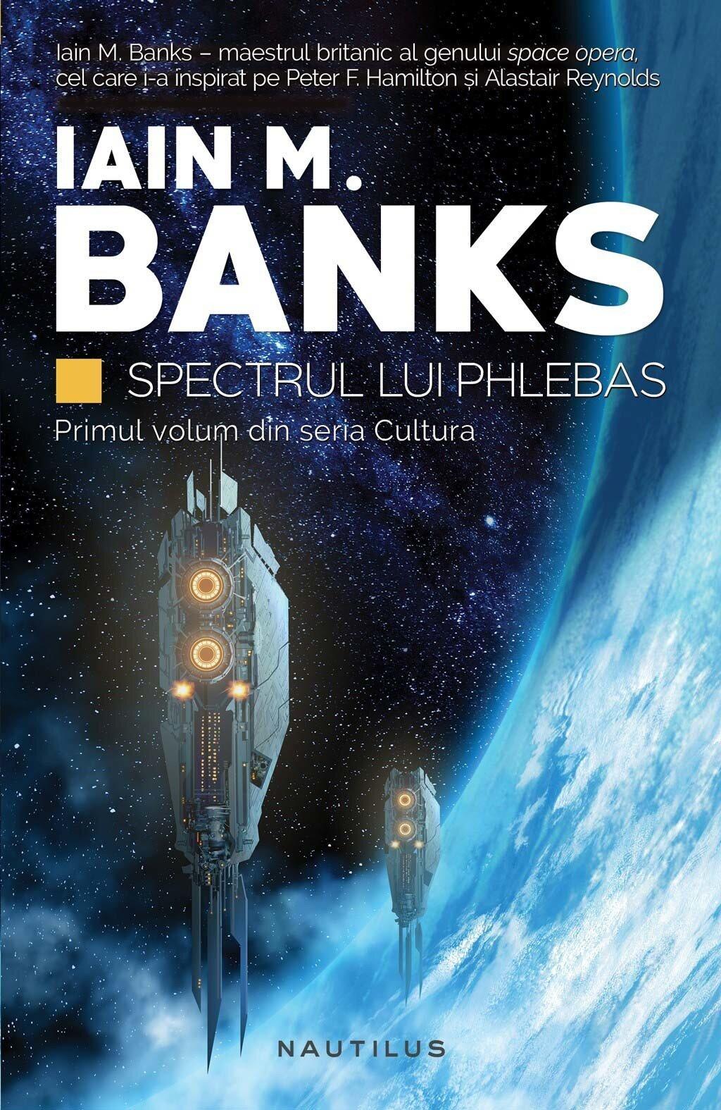 Spectrul lui Phlebas. Primul volum din seria Cultura (eBook)