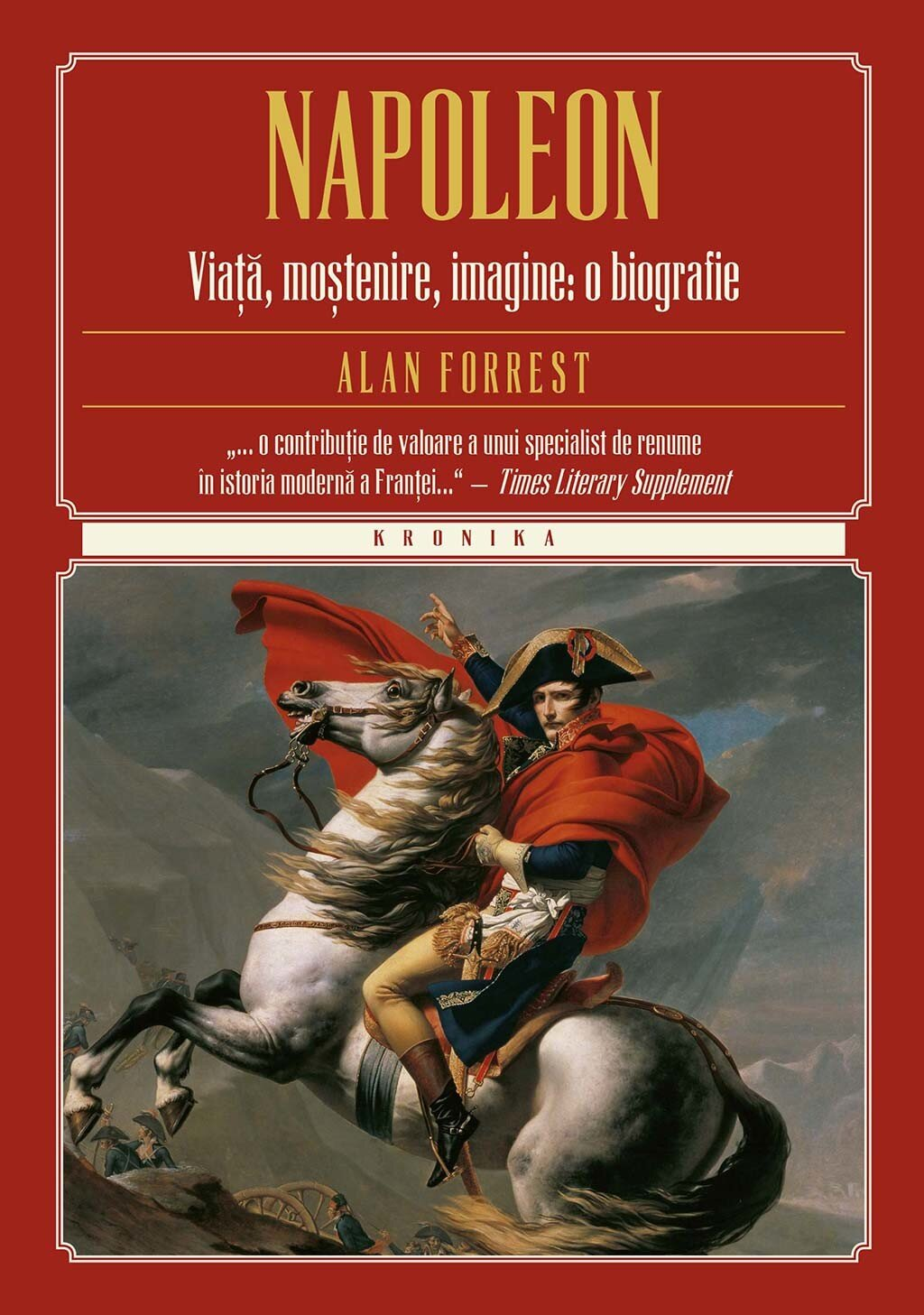 Napoleon. Viata, mostenire, imagine: o biografie (eBook)