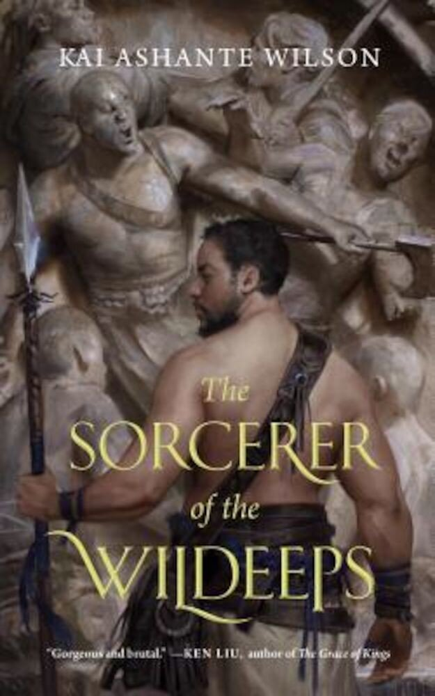 The Sorcerer of the Wildeeps, Paperback