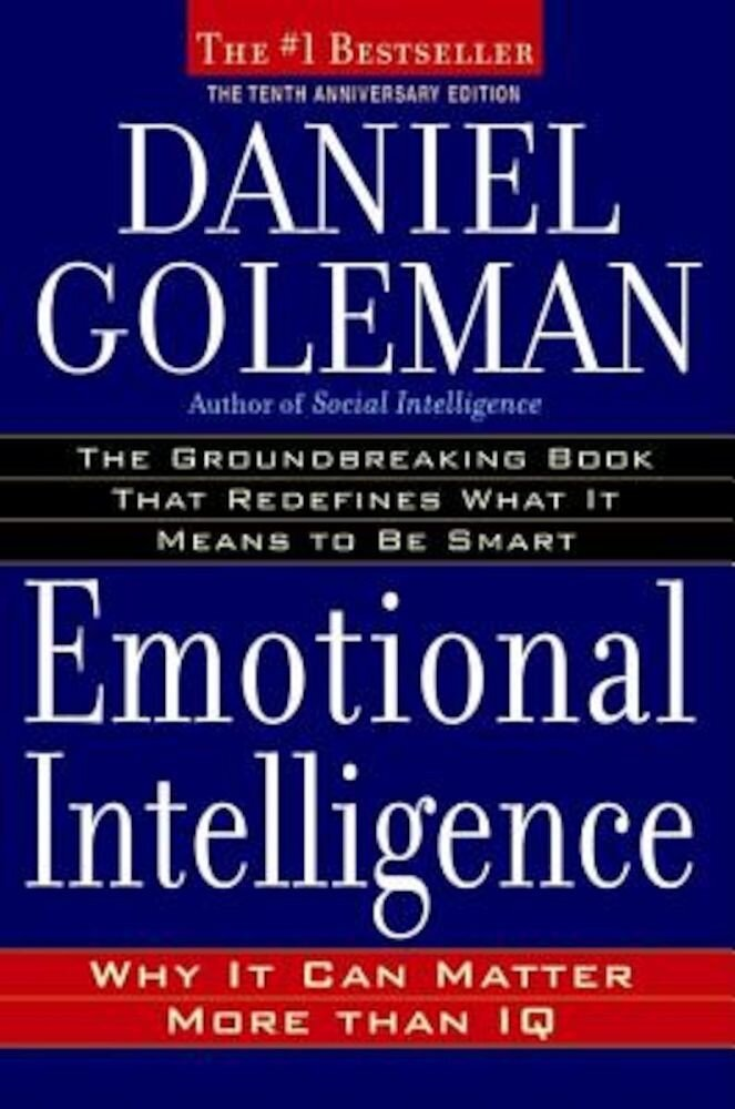 Emotional Intelligence, Hardcover