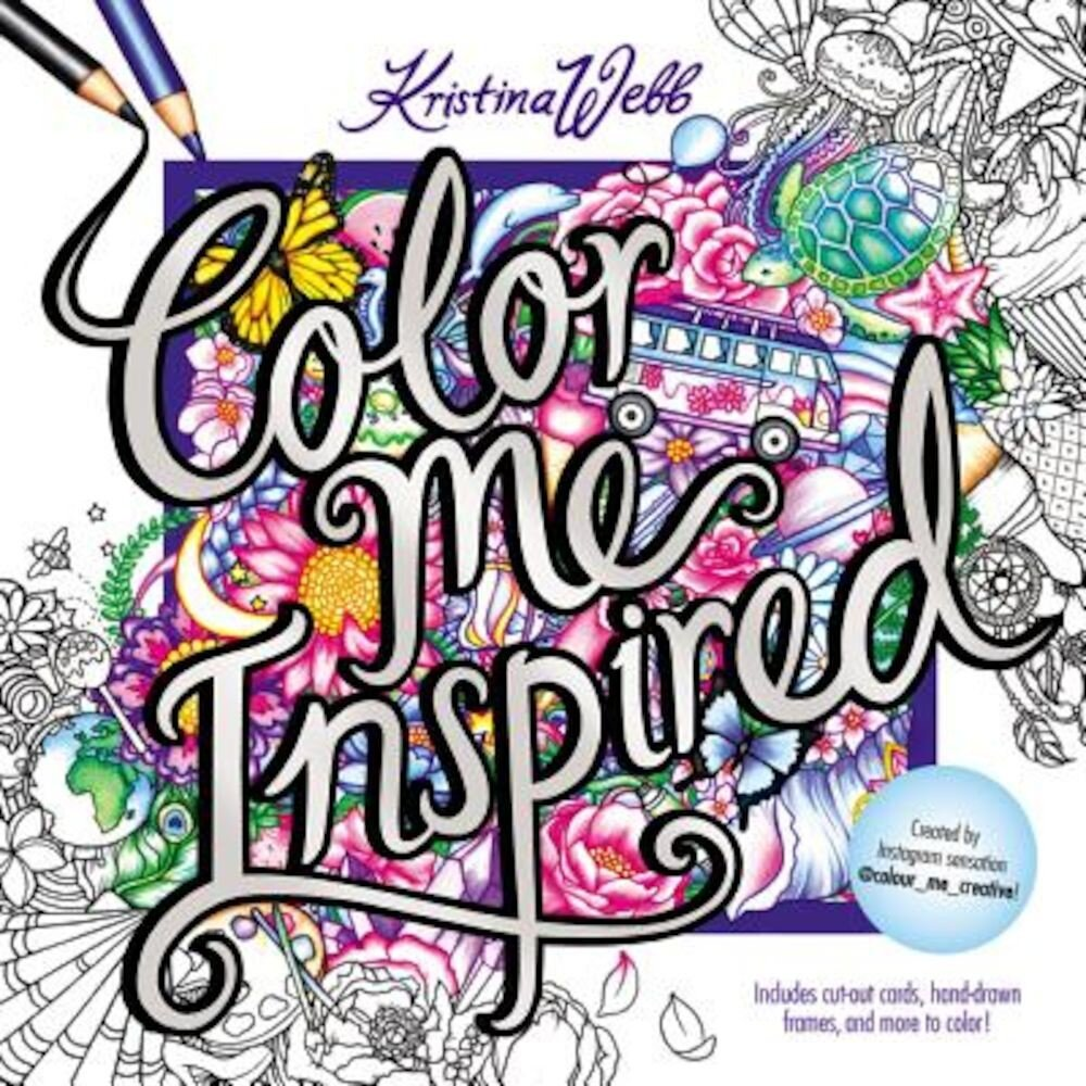 Color Me Inspired, Paperback