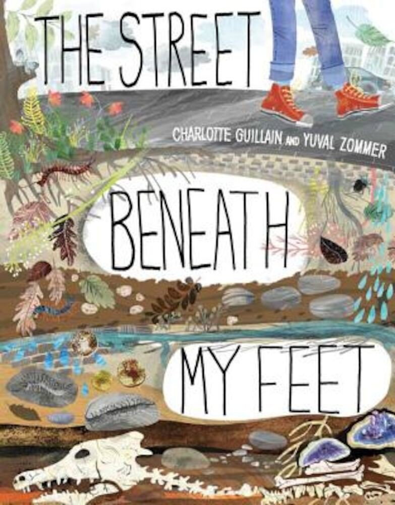The Street Beneath My Feet, Hardcover